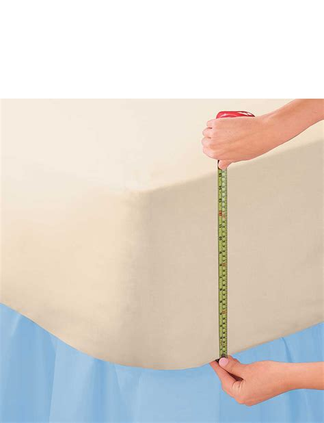 18 inch extra deep flannelette fitted sheets by belledorm