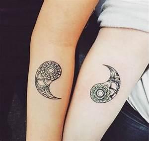 Tatouage Couple Original : im genes de tatuajes para mujeres hombres y parejas con ~ Melissatoandfro.com Idées de Décoration