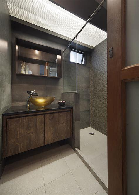 bathroom design ideas  simple contemporary hdb flat bathroom renos home decor singapore