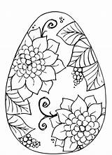 Easter Egg Coloring Pages Crayola Getdrawings sketch template