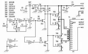 5000w Inverter Circuit Diagram En 2020
