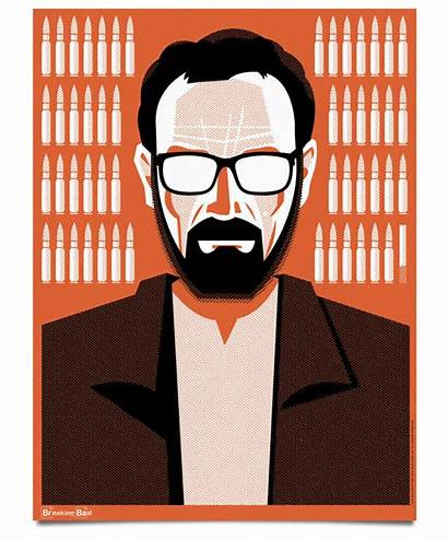 Breaking Bad Ty Lambert Walter Mattson Poster