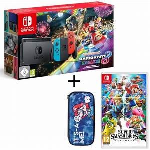 Mario Kart Switch Occasion : promotion jeux nintendo switch jeux 2018 avis nintendo ~ Melissatoandfro.com Idées de Décoration
