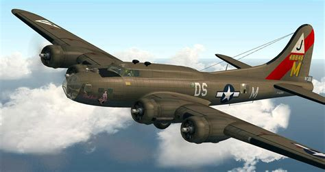 Boeing B-17 Flying Fortress picture #05 - Barrie Aircraft ...