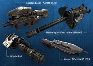 Bungie.net : Halo 3 Beta: Weapons and Vehicles : 5/15/2007 ...