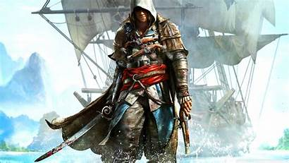 Creed Assassin Iv Wallpapers Ps4