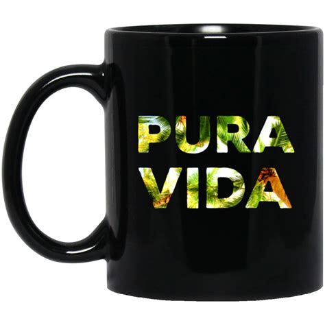 Pura vida's product selection has expanded from bracelets to also include rings, earrings, necklaces and anklets. Pura Vida Costa Rica 11 Oz Mug