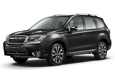 Subaru Forrester Price by 2016 Subaru Forester Model Update With Prices Leisure Wheels