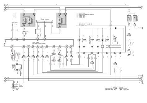 Toyotum 4runner Wiring Schematic by Repair Guides