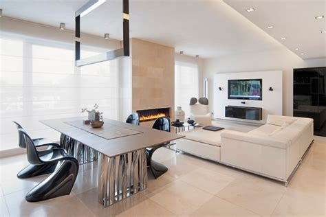 Moderne Fliesen Wohnbereich by Modern Wohnbereich