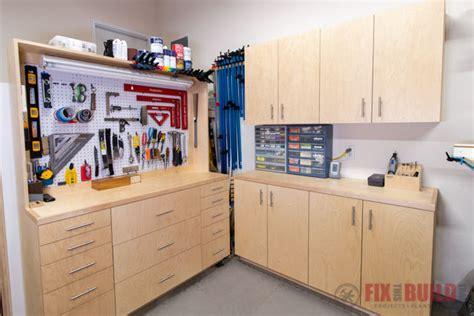 diy garage cabinets modular shop storage system