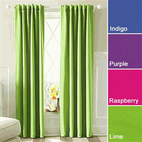 Lime Green Curtains by Yay Lime Green Blackout Curtains I Was Worried I Wouldn
