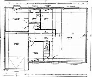 plan de maison construction mc immo With architecture plan de maison