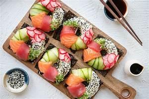 Sushi Selber Machen : sushi selber machen leckere sushi donuts f r einen ~ A.2002-acura-tl-radio.info Haus und Dekorationen