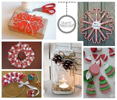 Pinterest Christmas Craft Inspiration  Girls In Polka Dots
