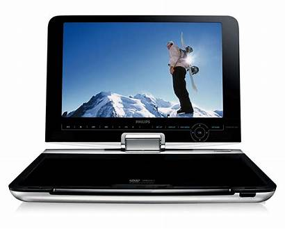Philips Dvd Player Portable Inch Screen Lcd