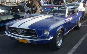 File:'67 Ford Mustang Convertible (Orange Julep).JPG