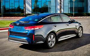 Kia Optima Hybrid EX (2017) Wallpapers and HD Images - Car