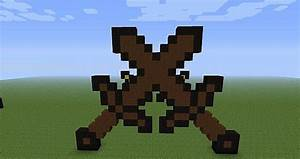 Giant Swords Minecraft Project