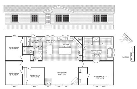 homes with 2 master suites modular home floor plans with two master suites