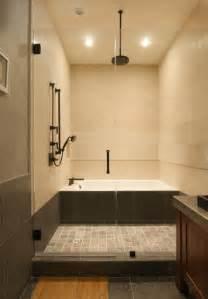 Beadboard Tile Bathroom