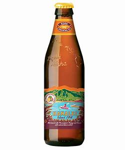 Review Kona Brewing Hanalei Island IPA