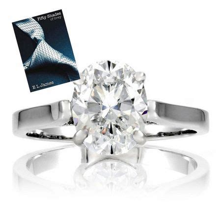 anastasia s fifty shades of grey inspired engagement ring