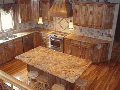encimeras de granito  muebles de madera  la