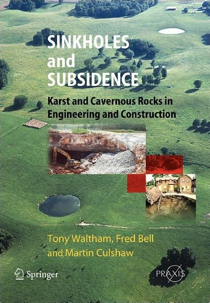 Barnes And Noble Waltham Ma by Sinkholes And Subsidence Karst And Cavernous Rocks In