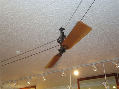 belt driven ceiling fan with light belt driven ceiling fan