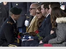 Kevin McEnroe and James Moriarty buried at Arlington