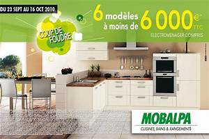 Cuisine En Promo : cuisine quip e promotion cuisine en image ~ Teatrodelosmanantiales.com Idées de Décoration