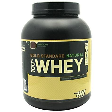 Optimum Nutrition – 100% Whey Gold Standard Natural