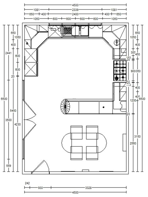 galley kitchen with island floor plans attractive kitchen floor plans with ideas pictures awesome