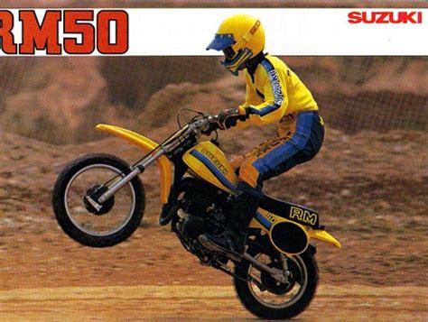 Suzuki Rm50 by Suzuki серии Rm