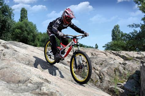 Types Of Mountain Bikes