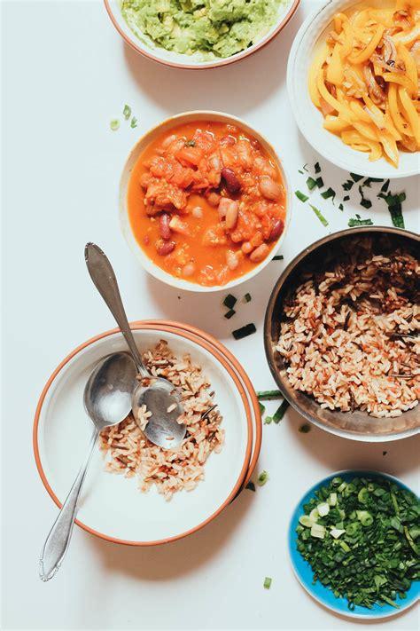 Meksikāņu rīsu bļodiņas - Krustnagliņa