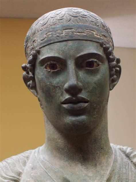 L'Auriga di Delfi - Arte Svelata