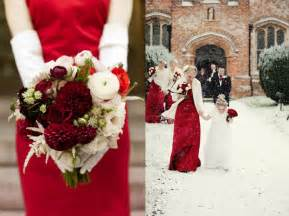 Red Living Room Ideas Uk by Traditional Christmas Wedding Ideas Silk Blooms Blog