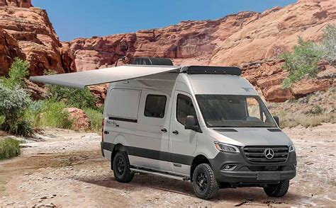 The winnebago revel 4x4 is built for outdoor enthusiasts. Photos | 2020 4X4 Mercedes-Benz Sprinter Winnebago Revel | Outdoorsy
