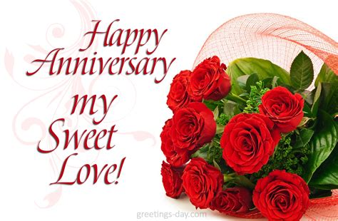 anniversary cards pictures holidays