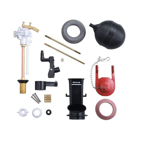 KOHLER 1B1X Fill Valve Kit for Older Toilets (Ball Cock