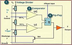 555 Timer Circuits  Projects For Engineering Students