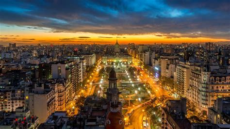 Buenos Aires The Capital City Of Argentina Gets Ready