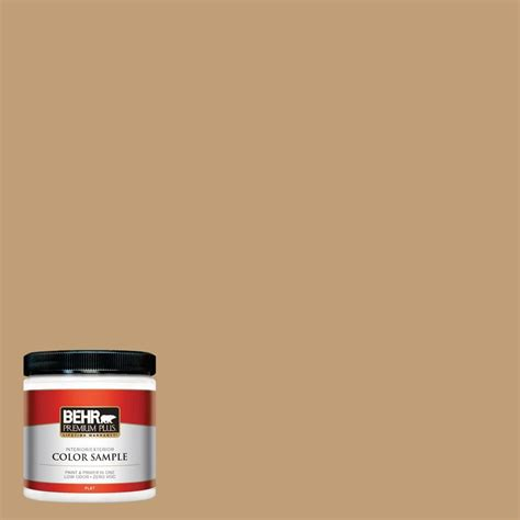 behr premium plus 8 oz 280e 3 toasted wheat interior