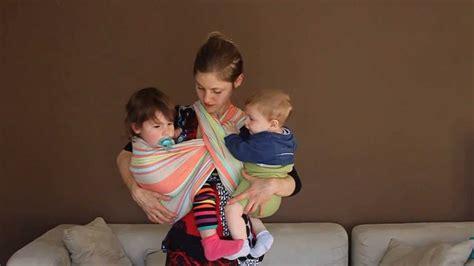 bebe se porte bien co portage 1 233 charpe 2 hamacs simples 2 b 233 b 233 s jumeaux ou d 226 ges rapproch 233 s