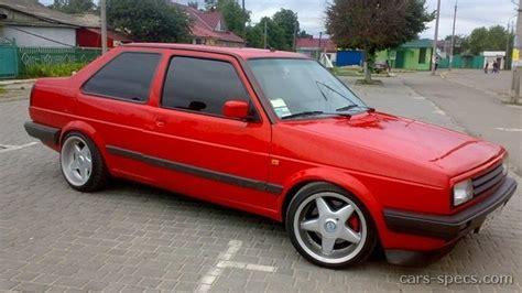 1991 Volkswagen Jetta Sedan Specifications, Pictures, Prices