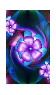 Fractal Flowers | Fractal art, Fractals, Art