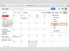 How to move your Calendar app events to Google Calendar