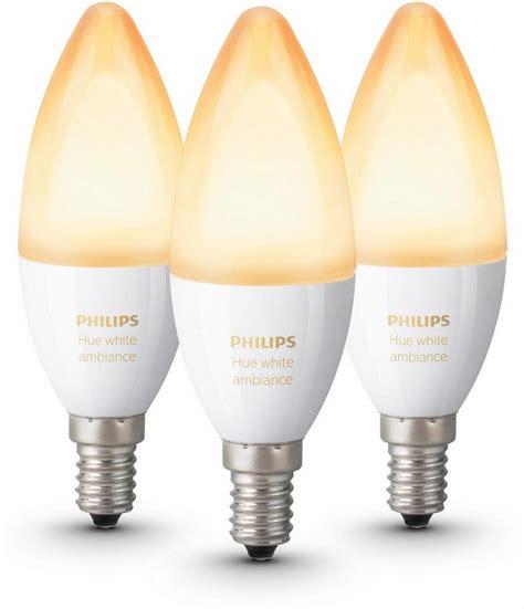 philips hue leuchtmittel philips hue 187 white ambiance kerze 171 led leuchtmittel e14 3 st 252 ck neutralwei 223 tageslichtwei 223